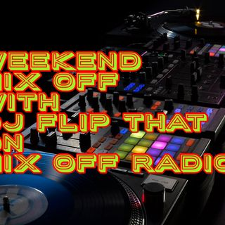 WeekEnd Mix Off 11/1/19 (Live DJ Mix)