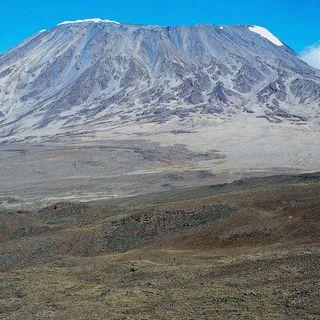 Erstbesteigung des Kilimandscharo (am 06.10.1889)