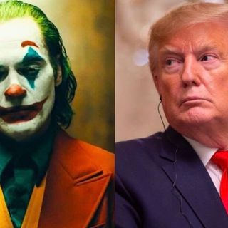 Trump and The Joker