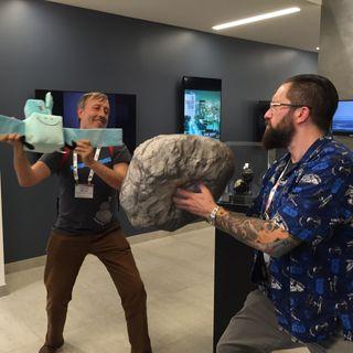 Matt Taylor Rocks Rosetta