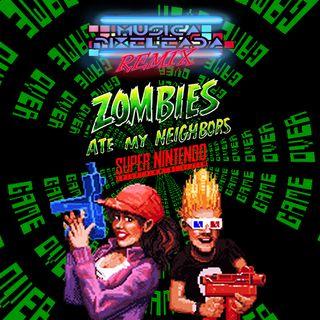 Zombies Ate My Neighbors (SNES)