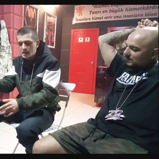 Allame & Tepki My Hope Tattoo vol 1 GAZİANTEP