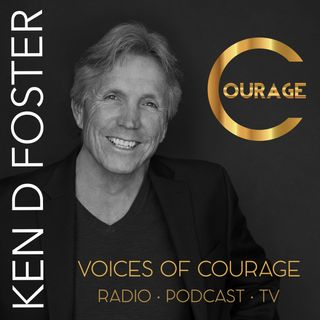 129: The Courage to Push Your Life Forward with Dr. Jenelle Kim, Regina Diann, and Peter Shiao