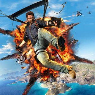 #107: Just Cause 3