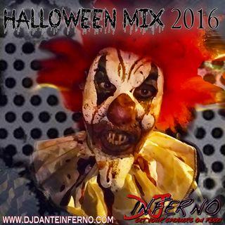 DJ Inferno Halloween Mix 2016