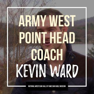 Army West Point head coach Kevin Ward - OTM537