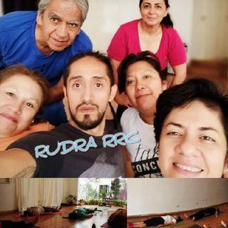 Maestro De Yoga Y meditación (2) RUDRA RRC