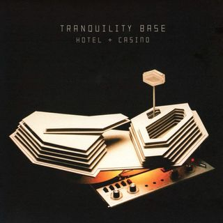 Album Review #41: Arctic Monkeys - Tranquility Base Hotel & Casino