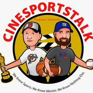 The CineSportsTalk Radio Network