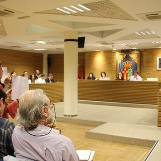 La antesala del Pleno del Estado del municipio en Getafe Despierta