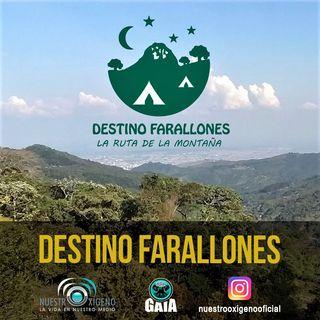NUESTRO OXÍGENO Destino Farallones - Jenny Fernanda-Martha Espitia