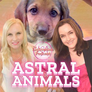 34: Astral Animals | OBE | Passed Animal Visitations