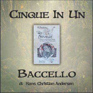 Cinque in un baccello: l'audiolibro delle novelle di Andersen