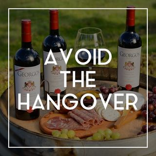 11 Avoid the Hangover with Georgos' Healthier (Nu) Greek Wine