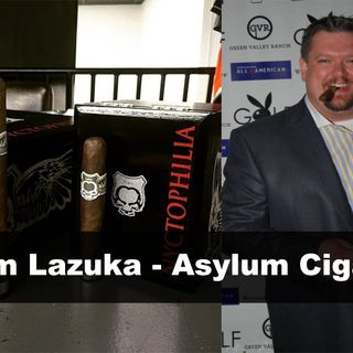 "Stogie Geeks #157 - Tom Lazuka Interview and Dave ""Cigar Jukebox"" Burck"