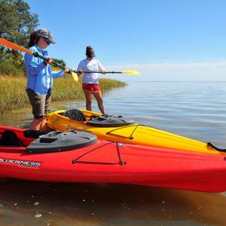 Fat Guy in a Little Boat 6: Wilderness Systems Kayaks with Adam Ott
