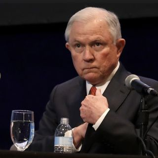 AUDIO: .@JeffSessions Pulls the #Trump Card #MrBlueSky Coup Becomes Violent #FiredMcCabe #SundayMorning