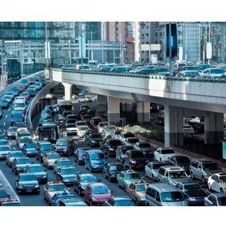 Hvor rask er utrykningspolitiet i bilkø?