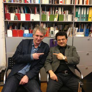 Con Claudio Chiapparino, operatore culturale e manager creativo, direttore del Dicastero Turismo ed Eventi della Città di Lugano.