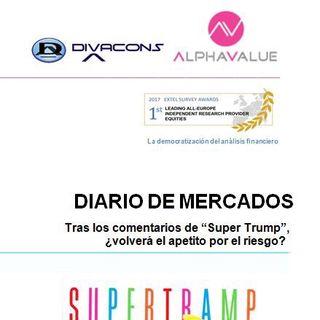 DIARIO DE MERCADOS Miércoles 7 Oct
