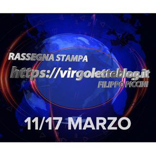 RASSEGNA STAMPA 11/17 marzo | virgoletteblog.it
