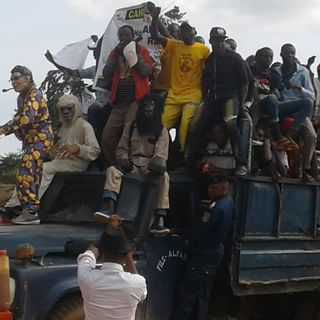 Audio - Election des Gouverneurs : Kasongo marche pour soutenir Hubert Kindanda au Gouvernorat _ Explications de  BABY NDOMBE