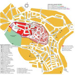 Cuéllar: La ciudad medieval (ruta 2).