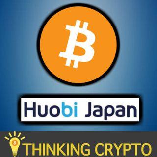 US Politician Investing in Bitcoin - Huobi Japan Crypto Exchange To Raise $4.6 Million