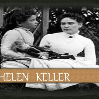 Here's your SIGN Helen Keller