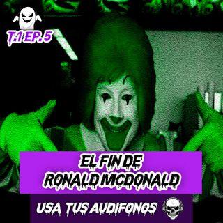 EL FIN DE RONALD McDONALD en 8D - ¡Usa tus Audífonos!