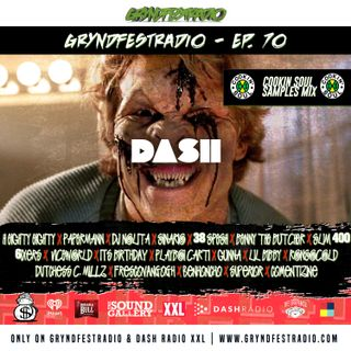[4/30] @Dash_Radio #XXL : #GryndfestRadio #TakerOver Guest Djs Vol 70th #dinnerland #theearplugs