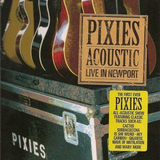 ESPECIAL PIXIES ACOUSTIC LIVE IN NEWPORT #Pixies #westworld #mulan #r2d2 #yoda #twd #bop #onlyvegas #blackwidow #walkingdead #aquietplace2 #