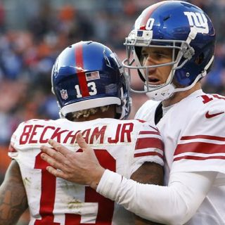 Episode 498 - NYG Talk #EliManning Back 2019 #RussellWilson2020 Told Y'all #RebuildTheTrenches