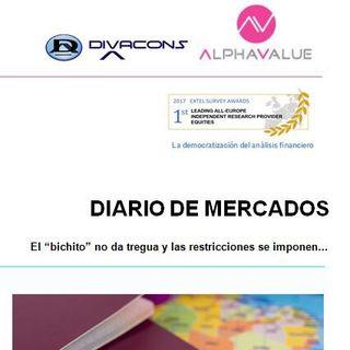 DIARIO DE MERCADOS Miércoles 28 Oct