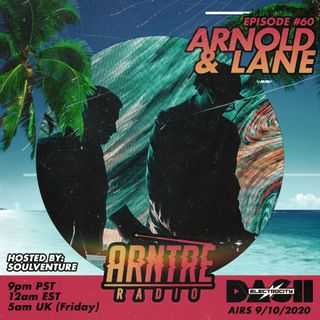 Exclusive Mix Show 060 featuring Arnold & Lane