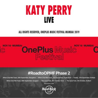 Katy Perry - Live at OnePlus Music Festival | Full Concert | Full Show | Extended Set