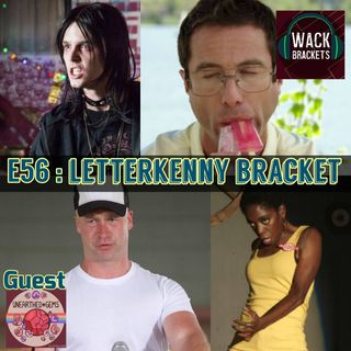 E56 - Letterkenny w/Unearthed Gems : Vs. Labyrinth Jim Henson Muppets