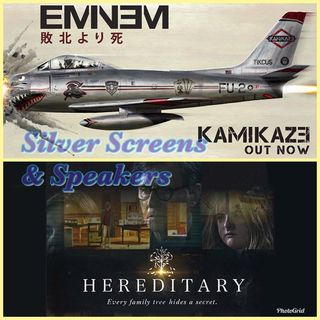 Silver Screens & Speakers: Kamikaze & Heredity