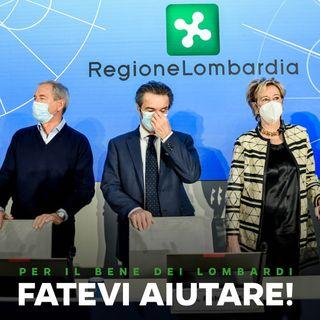 Episodio 84 - Fontana rimuove i vertici di Aria, ma la Lombardia da sola non ce la fa - 23 mar 2021