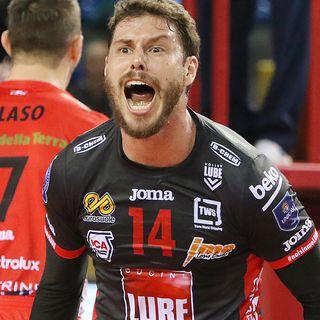"""Champions League: Bruno e il 3-0 su Modena. """"Questa Lube ha mostrato una nuova prova di forza"""""""
