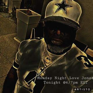 DGratest Monday Night Love Jones 2/17/2020