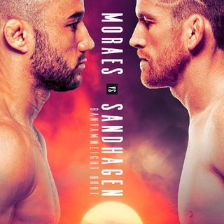 Preview Of The UFC Fight Island5 Card Headlined By Marlon Moraes v Corey Sandhagen In The Bantamweight Division Live On ESPN From Yas Island