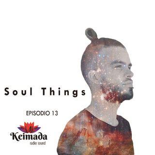 AlexDance - Soul Things [Keimada Radio] Episodio 13