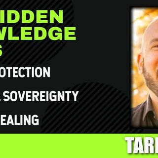 Entity Protection - Spiritual Sovereignty - Infinity Healing with Tarek Bibi