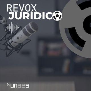 Piloto de Revox Jurídico, el Podcast de UNAES