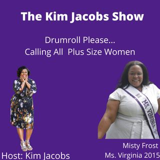 CALLING ALL PLUS SIZE WOMEN - PLUS SIZE WOMEN'S PAGEANT