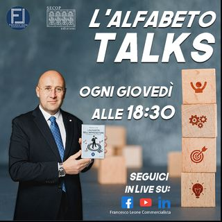 Lalfabeto TALKS #7 CONTROLLO