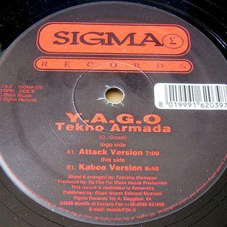 Y.A.G.O. - Tekno Armada (Kaboo Version)