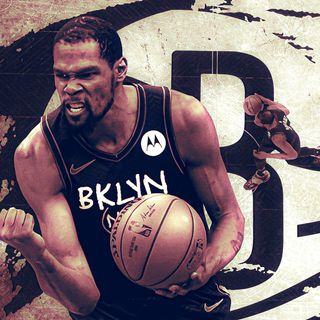 The SJP Files ( The Sports Report ) KD Dominent in Brooklyn