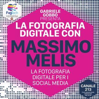 01 - Facebook, Instagram, fotografia social. Ospite Massimo Melis